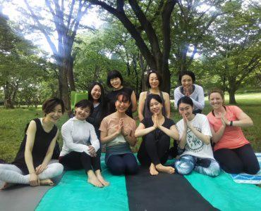 Park Yoga♡